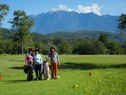 ラナウのゴルフ場